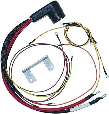 Amazon.com: Mercury Internal Engine Harness 4 Cyl 50 Hp 1976-1979 Model#  Elect. Start Serial# 4357640-5531629 WSM 414-3369 OEM# 84-64997, 84-73369,  84-73369A 1, 84-73447, 84-73447A 1, 84-76295, 84-76295A 1: AutomotiveAmazon.com