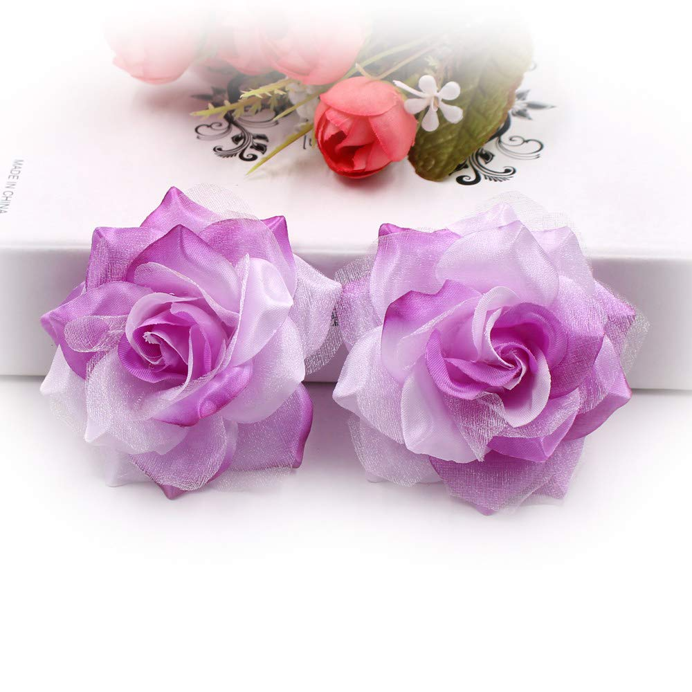 Amazon Artificial Flowers Heads In Bulk Wholesale For Crafts