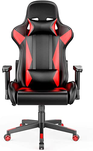 Gaming Chair Racing Computer Chair Video Game Chair Comfortable Ergonomic Gaming Desk Chair