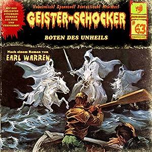 Boten des Unheils (Geister-Schocker 63) Hörspiel