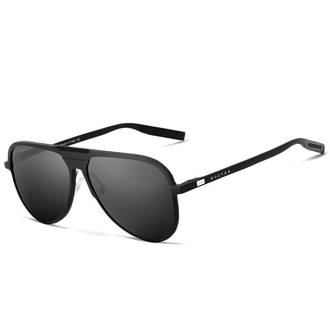 Amazon.com: guztag Hombres anteojos de sol polarizadas ...