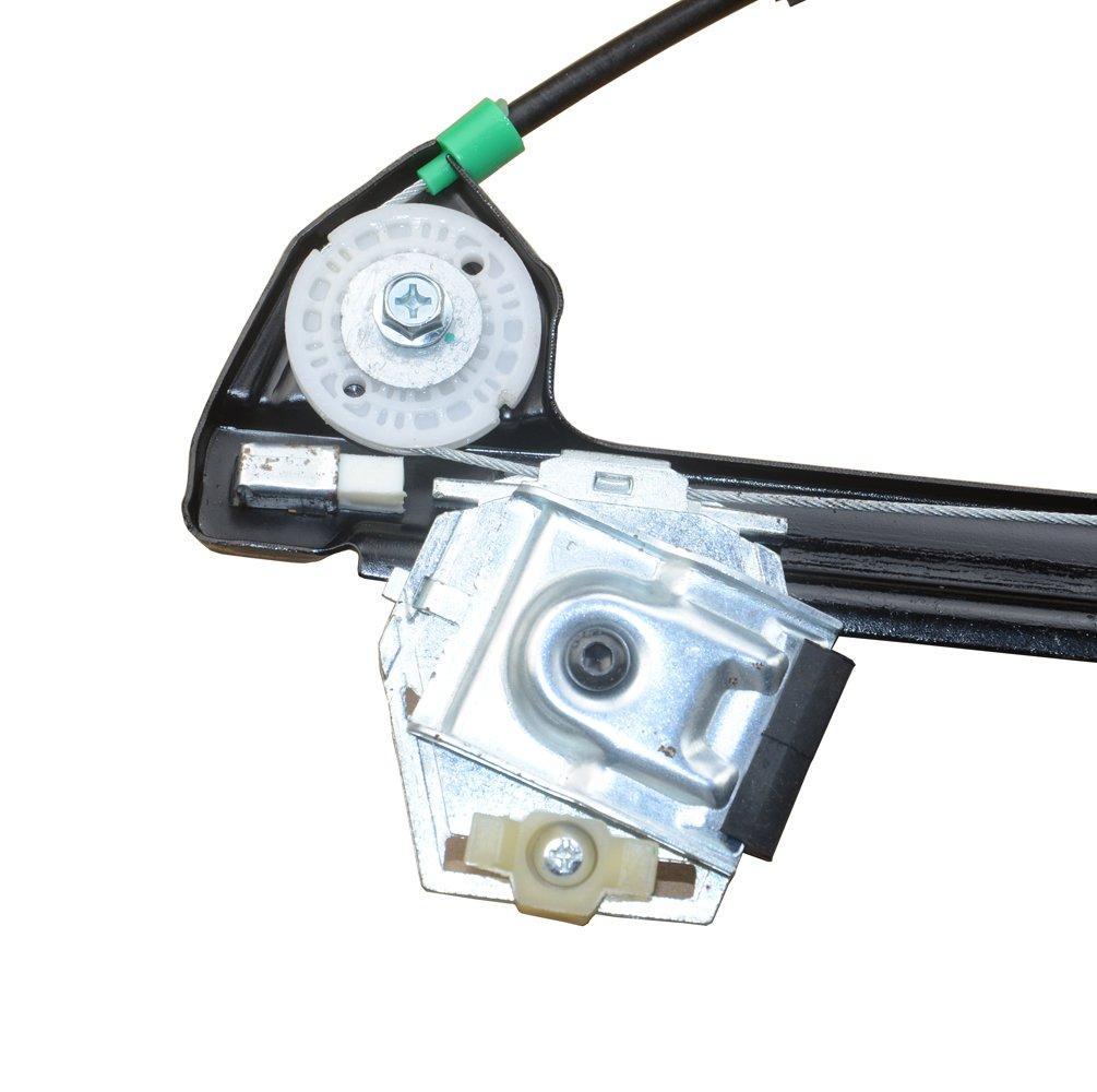 Alzacristallo Elettrico Anteriore Sinistro per 5-ER E39 Station Wagon e Berlina 1995-2004 51338252393