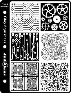 Judikins Clay Squisher Industrial Design