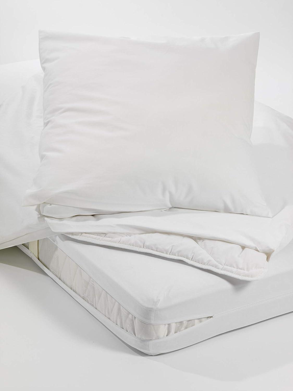 Allsana Allergiker Kissenbezug 80x80 Cm Encasing Anti Milben Bettwäsche Der Preis Bleibt Stabil Bettwäschegarnituren