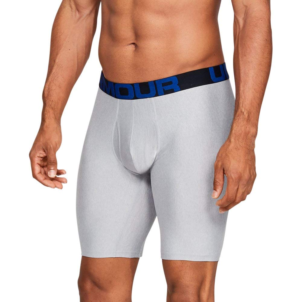 Under Armour Mens Tech 9 Boxerjock Boxer Briefs 1 Pack