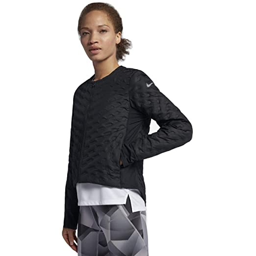: Nike AeroLoft Women's Running Jacket: Clothing