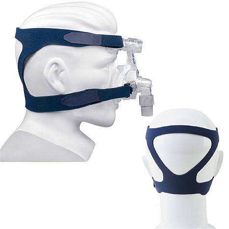 finlon universal tocado comodidad gel Máscara completa para Notebook cpap Diadema para de oxígeno resmed resm