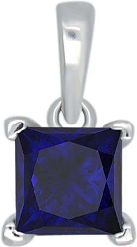 Gorgeous Princess Shape 14KT White Gold  D//VVS1 2.00 Carat Anniversary Ring