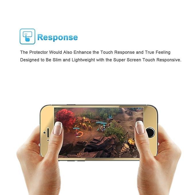 MEIZU pro 6 Screen Protector,VENTER® Guardia de pago Teléfono Celular [vidrio templado] 9H dureza de la película Ballistic Escudo de alta definición (HD) ...