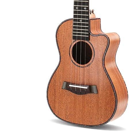 FELICIGG 23 pulgadas ukelele ukelele guitarra pequeña uklele ...