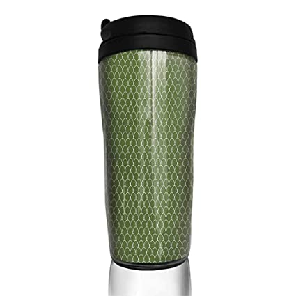 new product b999e f4350 Amazon.com: coffee cups warmer Green, Vivid Forest Natural ...