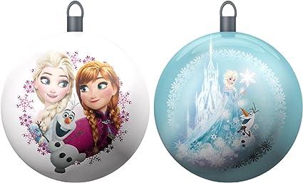 c1d61c8fd49f Amazon.com: Star Disney Frozen Art. Code- 44089, Christmas Balls Set ...