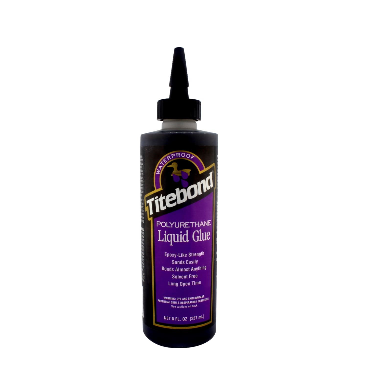 Titebond Franklin International Lacquer Acrylic Polyurethane 8-Ounce Glue