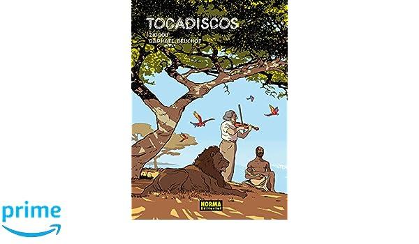 NOM 77. TOCADISCOS: Amazon.es: Zidrou, Raphaél Beuchot, Eva Reyes ...