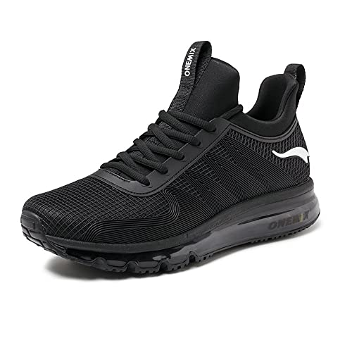 Amazon.com | ONEMIX Mens Air Cushion Sports Running Shoes.Casual Walking Sneakers Shoes | Running