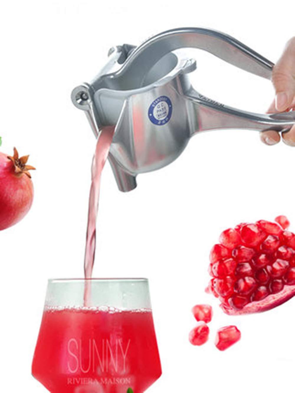 GOOG Manual pomegranate juicer machine sugarcane juicer machine