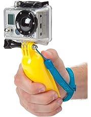 Palo Selfie Flotante para Gopro, Boya Flotador de Cámara Deportiva, Soporte Bobber Acuático, Electrónica Rey®