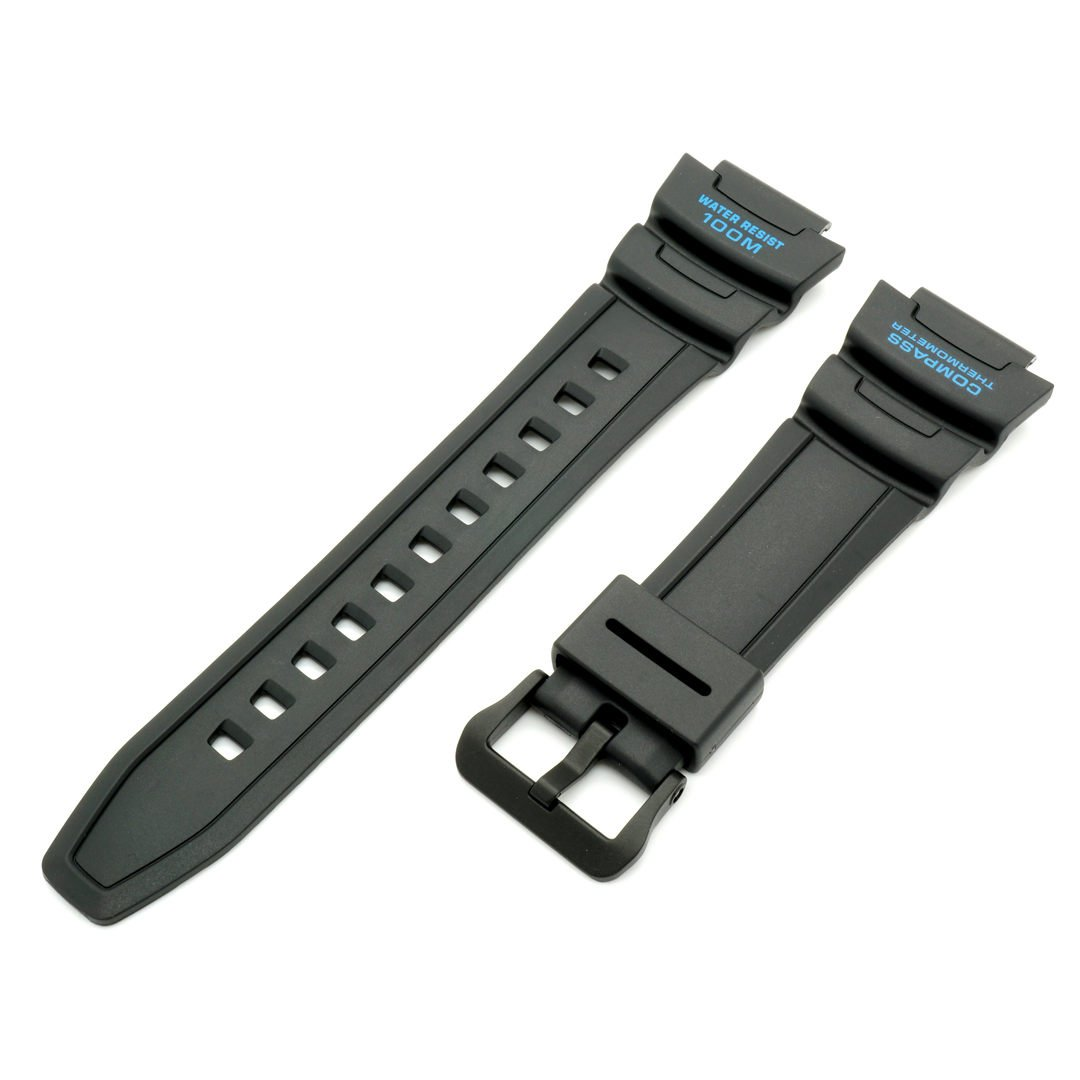 Casio 10431876 Genuine Factory Replacement Band - SGW500H-2BV