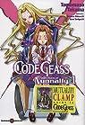 Code Geass, tome 1 par Takuma