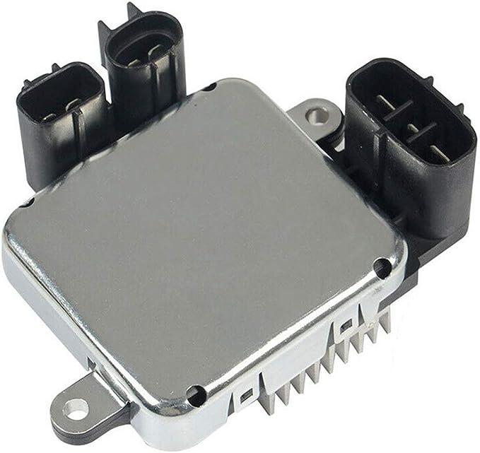 amazon.com: cooling fan control module unit ecu for toyota camry avalon  highlander venza lexus gs300 gs430: automotive  amazon.com