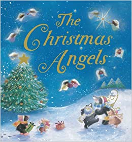 Christmas Angels.Christmas Angels Claire Freedman 9781561486373 Amazon Com