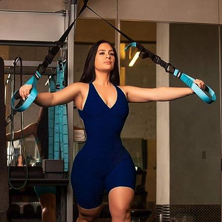 WYGH Mujeres Yoga Deporte Mono Vendaje Gimnasio Aptitud ...