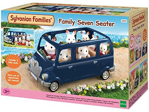 Sylvanian Families 2003 - Familien-Siebensitzer Sammelfigur