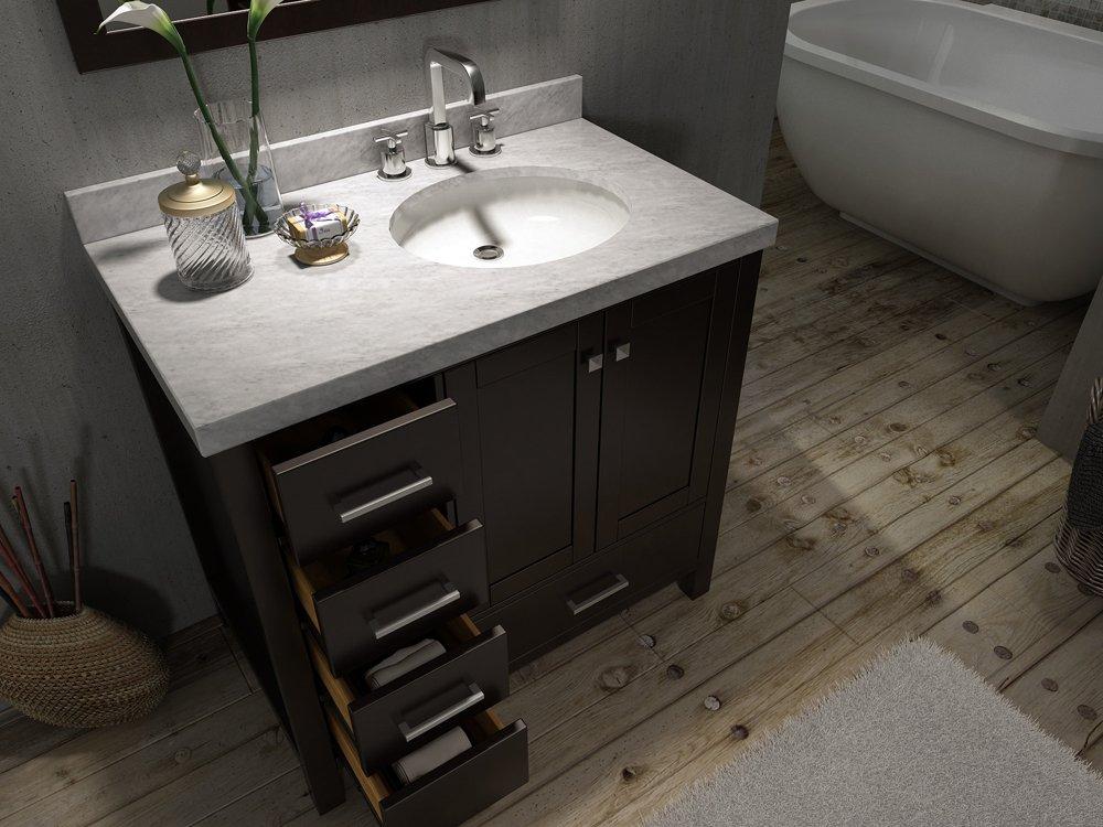 Wonderful Single Sink Vanity With Top Gallery - Interior designs ...