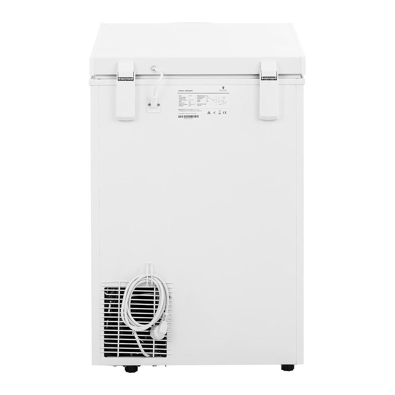 Royal Catering Arcón Congelador Profesional RCFZ-98 (98 L, A+ ...