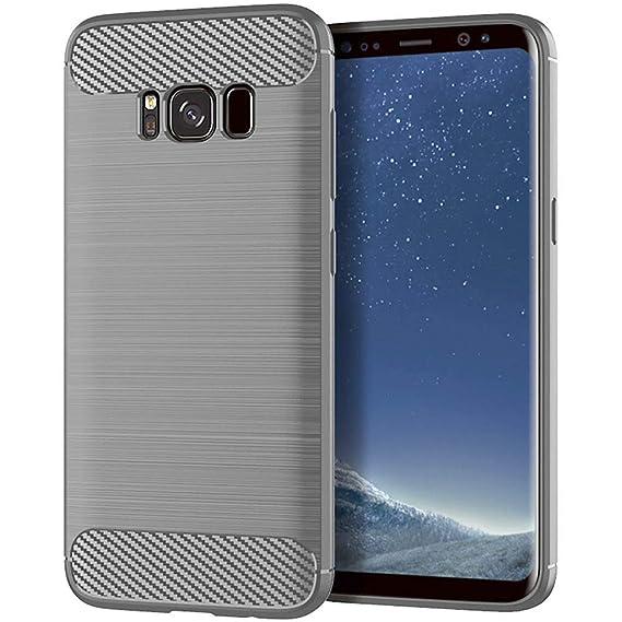 huge selection of 3f00d b5c40 Amazon.com: Moment Dextrad for Galaxy S8 Case,Anti-Fingerprint ...