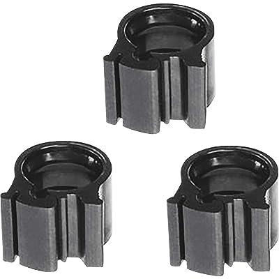 """PEXLOCK 30761 1/2"""" PEX Crimp Ring 3PK, Black: Industrial & Scientific"""