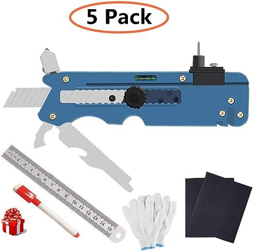 Kit de herramientas para cortar vidrio, herramienta de corte de ...