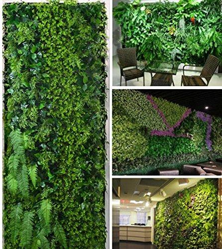Green Kitchen Jeddah: Artificial Grass Garden Decoration Lawn 3D Wall Stickers