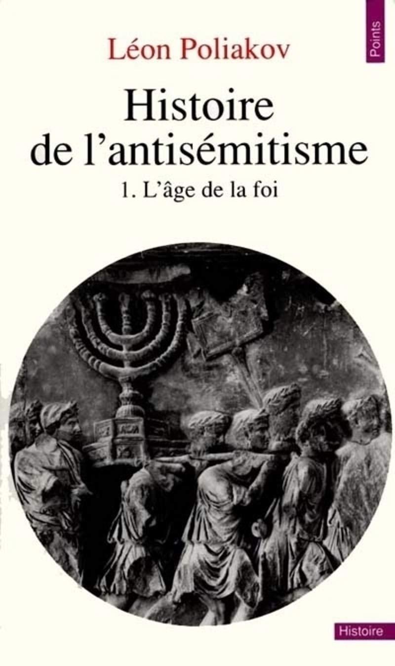 Afbeeldingsresultaat voor histoire de l'antisémitisme