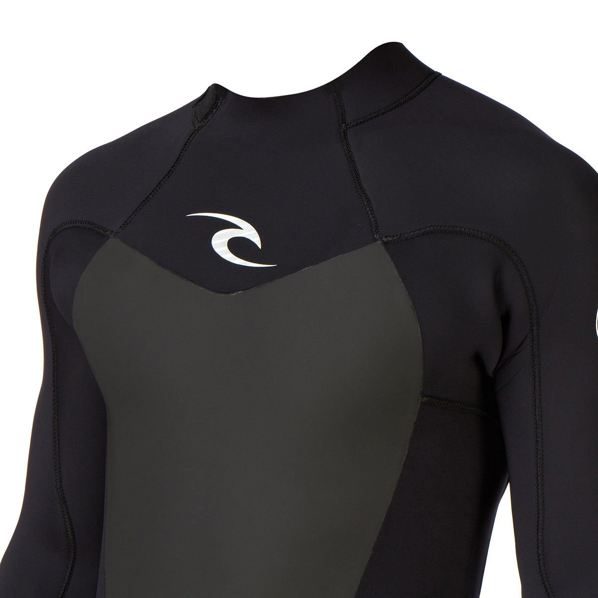 Rip Curl Omega 3/2mm Back Zip GBS Wetsuit WSM4LM BLACK ...