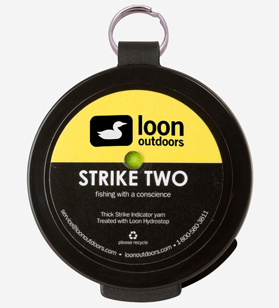 Loon Outdoors Strike 2つGlo糸Strikeインジケータ1 / 4