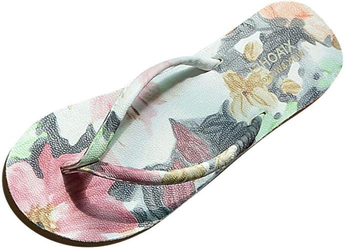 Cartoon Welsh Corgi Dog With Flower Summer Slide Slippers For Men Women Kid Indoor Open-Toe Sandal Shoes