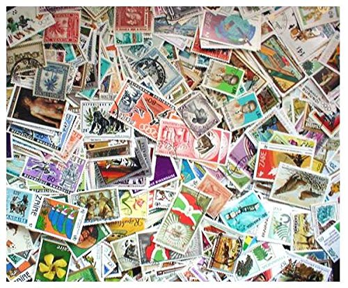 Withdrew 02/17/19-Belgian Colonies Stamp Collection - 1,000 Different Stamps