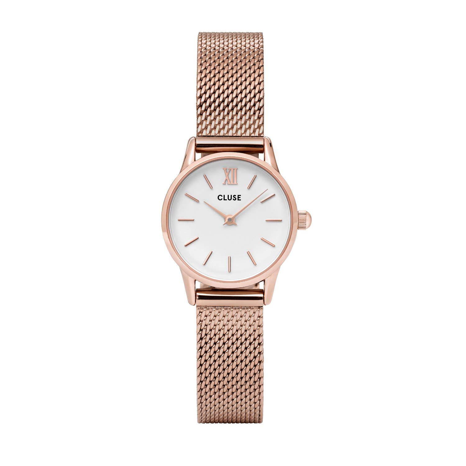 CLUSE Womens Analogue Classic Quartz Connected Wrist Watch with Stainless Steel Strap CL50006