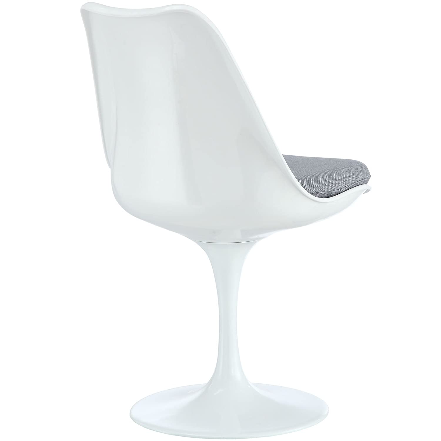 Amazon Modway Lippa Modern Dining Side Chair With Fabric