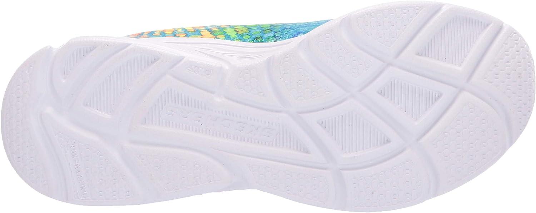 Skechers Kids Wavy Lites-Dazzle Sprints Sneaker