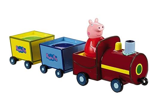 14 opinioni per Giochi Preziosi- Peppa Pig Il Treno di Nonno Pig Weebles