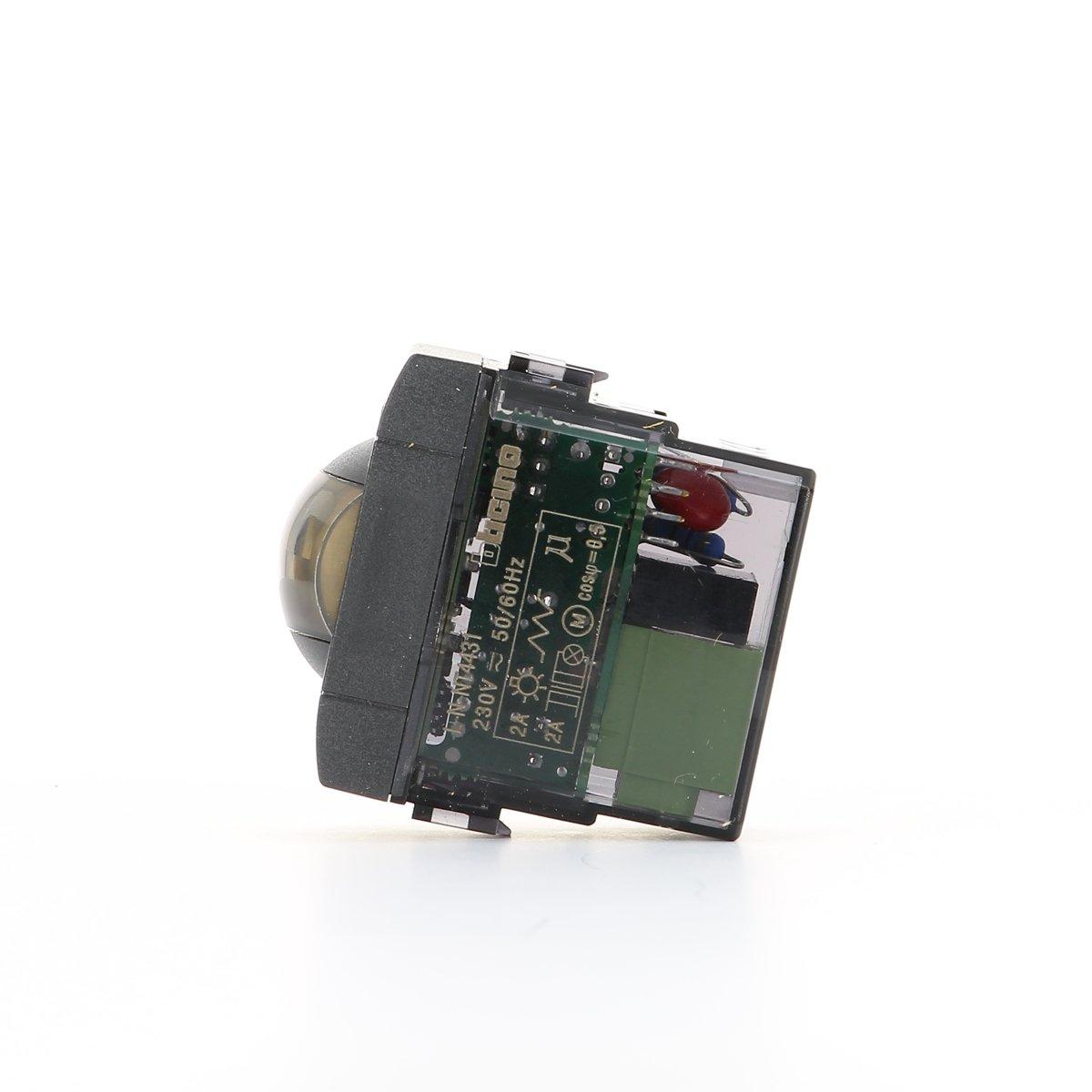 Bticino Livinglight L4431 - Ll-Sensor Ir 2A 1M Antr: Amazon.es: Bricolaje y herramientas