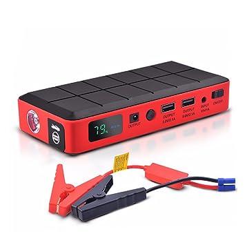 Car Jump Starter Cargador De Batería Automático Y 14000Mah ...