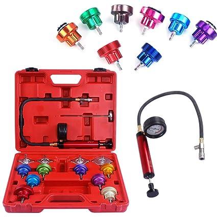 BGS Bremsen Vakuumtester Bremsenentlüfter Vakuum Druck Druckprüfen Druckprüfer
