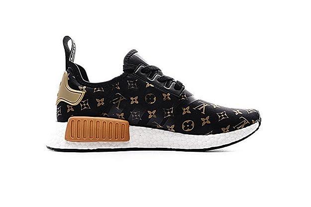 82b6c355c01c5 Adidas x Supreme x LV - NMD R1 mens  Amazon.de  Schuhe   Handtaschen