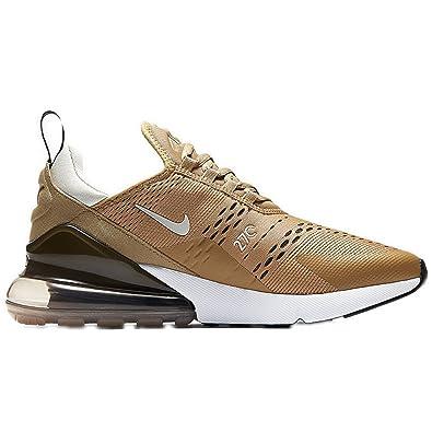 brand new 02eb9 edb2d Nike Schuhe – Air Max 270 Golden Schwarz Weiß Größe  40.5
