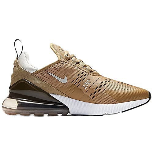 Zapatillas Nike - Air MAX 270 Dorado/Negro/Blanco Talla: 40,5: Amazon.es: Zapatos y complementos