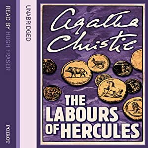 The Labours of Hercules Hörbuch