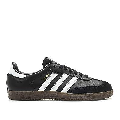 Adidas Samba Originals Men's Shoes Core Black/White/Gum bz0058 (5 D(